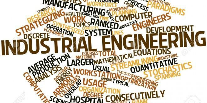 Endüstri Mühendisliği Bölümü ve Yüksek Lisans Programları